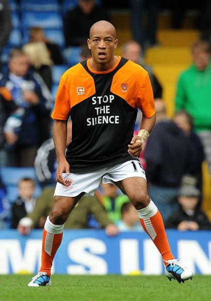 Alex Baptiste - Barclays Premier League - Chelsea v Blackpool - Stamford Bridge