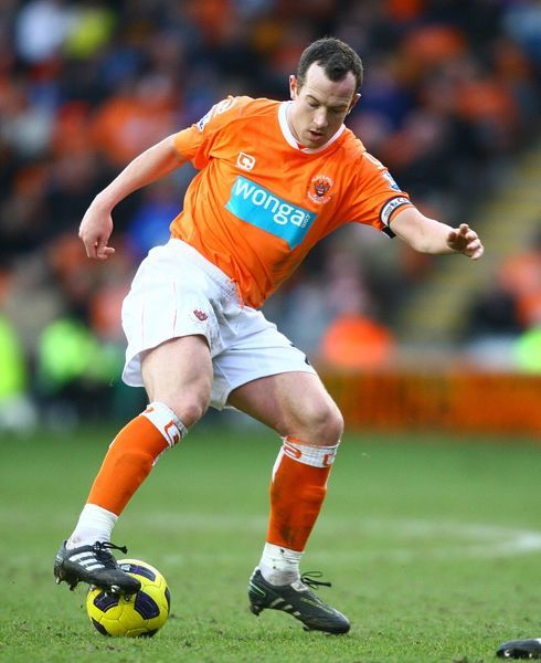 Charlie Adam in action