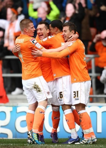 npower Football League Championship - Blackpool v Southampton - Bloomfield Road