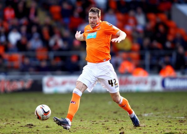 Kirk Broadfoot, Blackpool