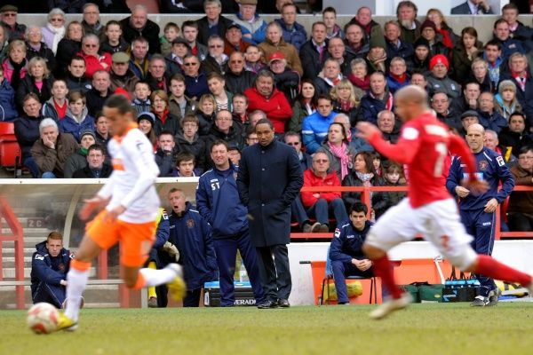 Paul Ince, Blackpool manager