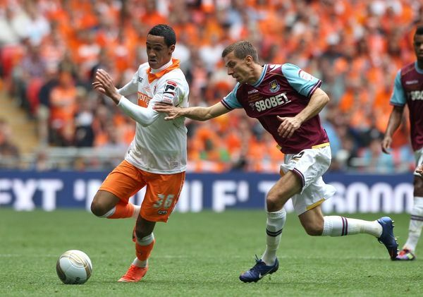 npower Football League Championship - Play Off - Final - Blackpool v West Ham United - Wembley Stadium