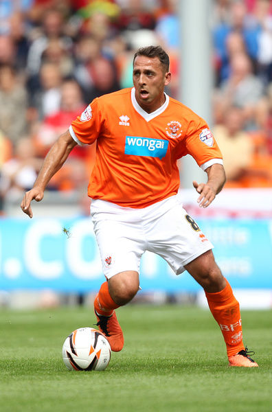Michael Chopra, Blackpool