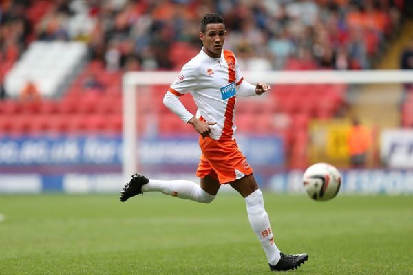 Tom Ince, Blackpool