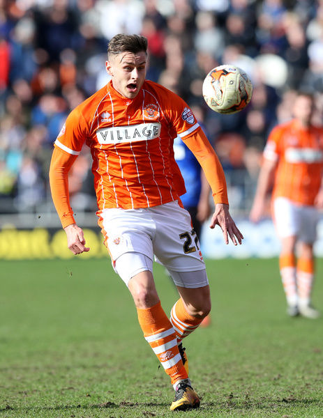 Sky Bet League One - Blackpool v Bury - Bloomfield Road