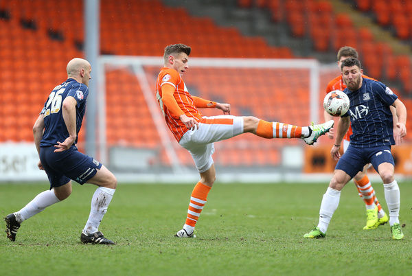 Sky Bet League One - Blackpool v Southend United - Bloomfield Road