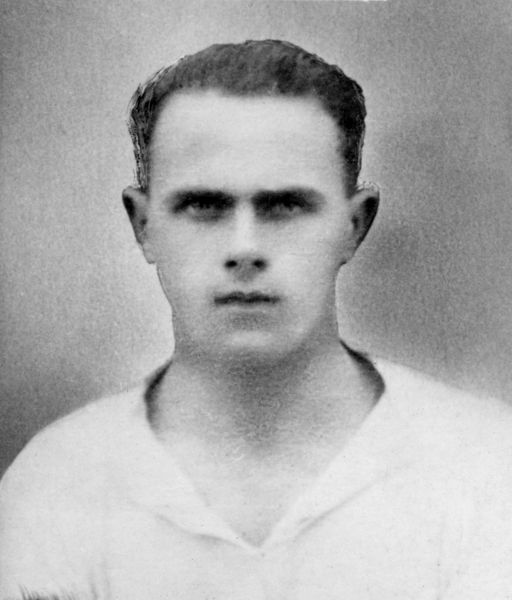 Soccer - Blackpool. Henry 'Harry' Bedford, Blackpool