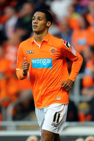 Thomas Ince, Blackpool