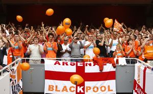 Barclays Premier League - Arsenal v Blackpool - Emirates Stadium