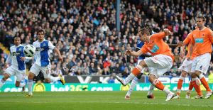 Barclays Premier League - Blackburn Rovers v Blackpool - Ewood Park