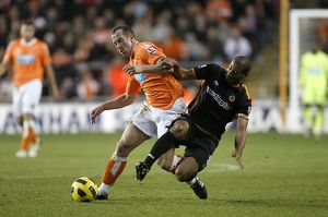 Barclays Premier League - Blackpool v Wolverhampton Wanderers - Bloomfield Road
