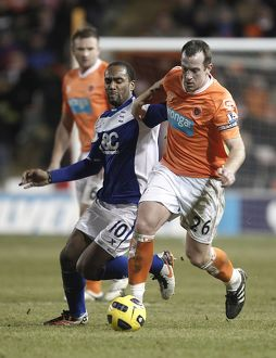Barclays Premier League - Blackpool v Birmingham City - Bloomfield Road