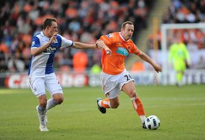 Barclays Premier League - Blackpool v Blackburn Rovers - Bloomfield Road