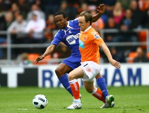 Barclays Premier League - Blackpool v Bolton Wanderers - Bloomfield Road