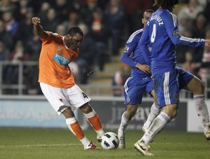 Barclays Premier League - Blackpool v Chelsea - Bloomfield Road