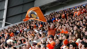 Barclays Premier League - Blackpool v Fulham - Bloomfield Road