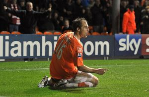 Barclays Premier League - Blackpool v West Bromwich Albion - Bloomfield Road
