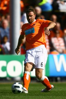 Barclays Premier League - Blackpool v Wigan Athletic - Bloomfield Road
