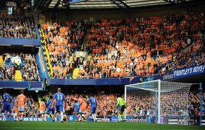 Barclays Premier League - Chelsea v Blackpool - Stamford Bridge
