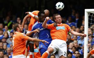 <b>19-09-2010 Chelsea v Blackpool</b><br>Selection of 9 items
