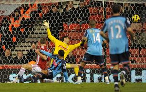 Barclays Premier League - Stoke City v Blackpool - Britannia Stadium