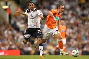Barclays Premier League - Tottenham Hotspur v Blackpool - White Hart Lane