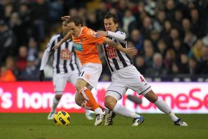 Barclays Premier League - West Bromwich Albion v Blackpool - The Hawthorns