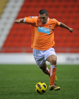 Barclays Premier Reserve League - Blackpool v Blackburn Rovers - Leigh Sports Village