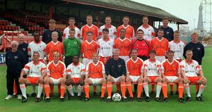 Blackpool FC/Team shot