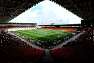 bloomfield road home to blackpool fc fc