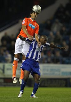 Carling Cup - First Round - Sheffield Wednesday v Blackpool - Hillsborough