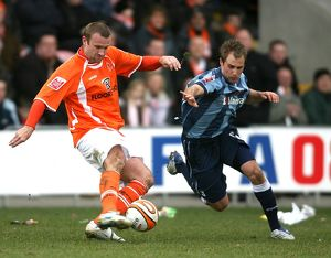 Coca-Cola Football League Championship - Blackpool v Charlton Athletic - Bloomfield Road