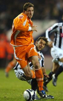 Coca-Cola Football League Championship - West Bromwich Albion v Blackpool - The Hawthorns