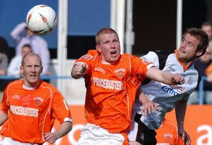 Coca-Cola Football League One - Luton Town v Blackpool - Kenilworth Road