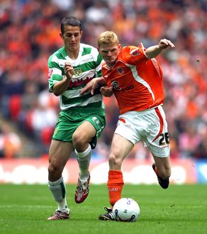 Coca-Cola Football League One - Play Off Final - Yeovil Town v Blackpool - Wembley