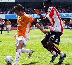 Coca-Cola League One - Brentford v Blackpool - Griffin Park