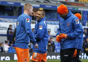 FA Cup - Fifth Round - Everton v Blackpool - Goodison Park