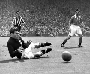 FA Cup Final - Blackpool v Newcastle United