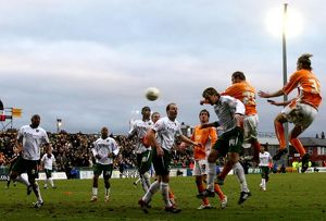 FA Cup - Fourth Round - Blackpool v Norwich City - Bloomfield Road