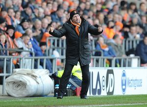 FA Cup - Fourth Round - Blackpool v Sheffield Wednesday - Bloomfield Road
