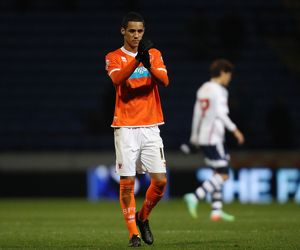 FA Cup - Third Round - Bolton Wanderers v Blackpool - Reebok Stadium