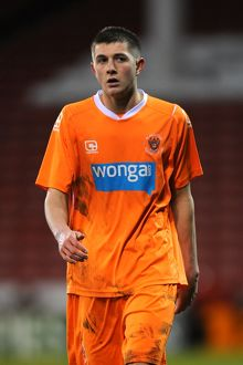 FA Youth Cup - Fifth Round - Sheffield United v Blackpool - Bramall Lane
