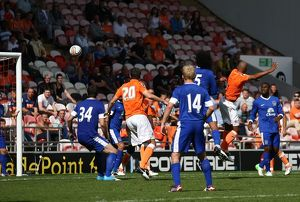 Keith Southern Testimonial - Blackpool v Everton - Bloomfield Road