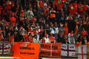 LDV Vans Trophy - Final - Blackpool v Southend United
