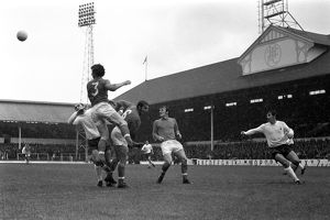 League Division One - Tottenham Hotspur v Blackpool - White Hart Lane