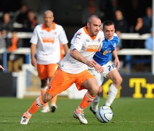 npower Football League Championship - Peterborough United v Blackpool - London Road