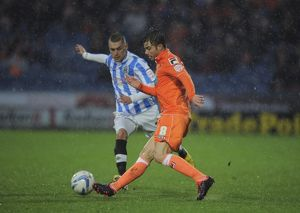 npower Football League Championship : Huddersfield Town v Blackpool : John Smiths (Selection of 7 Items)