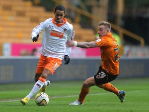 npower Football League Championship : Wolverhampton Wanderers v Blackpool : Molineux (Selection of 22 Items)