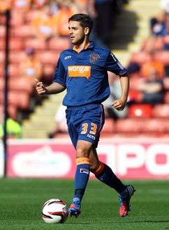 npower Football League Championship - Barnsley v Blackpool - Oakwell