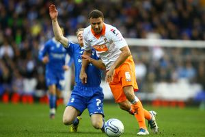 npower Football League Championship - Birmingham City v Blackpool - St Andrews